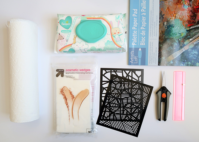 Basic Supplies For Art Journaling